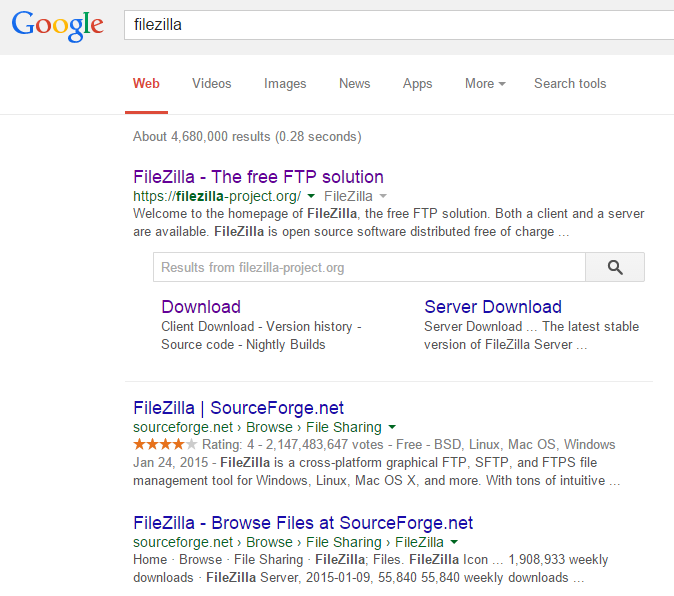 Thanks for the Malware SourceForge | mark j brown