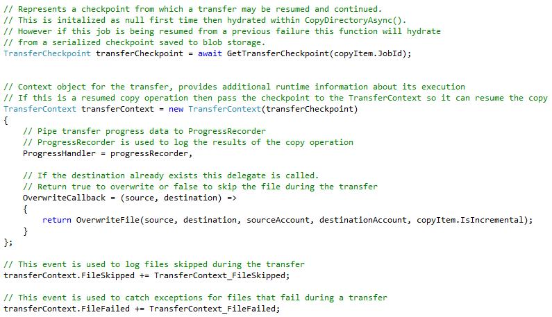 TransferContext